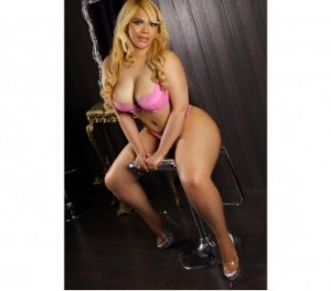 Loanna escortes girls blonde à Lognes