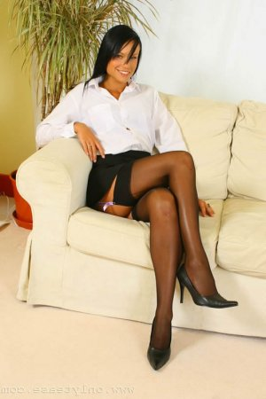 Anne-christel escort domination Vence, 06
